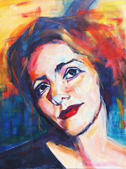 SBKG-Absolventin Anna Zaretskaya