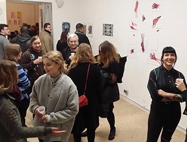 Drei neue Ausstellungsgalerien