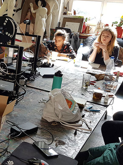 Workshop 3D-Drucken