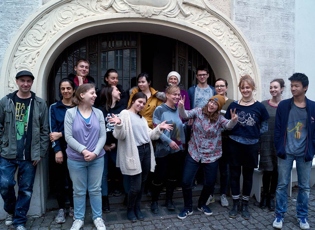 Anfang Sommersemester