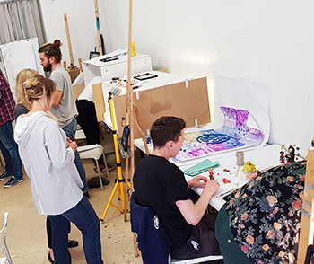 Galeriebild Claymation 2018