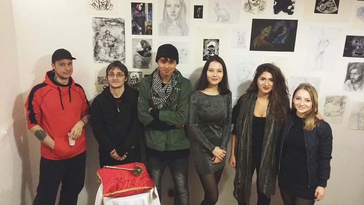 2016 mappenvorbereitung 12 schule f r bildende kunst und for Mappenkurs frankfurt