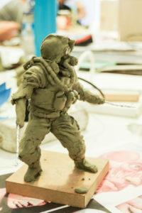 Modellieren im Sculpting-Workshop