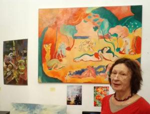 Valentina Richter interpretiert Matisse