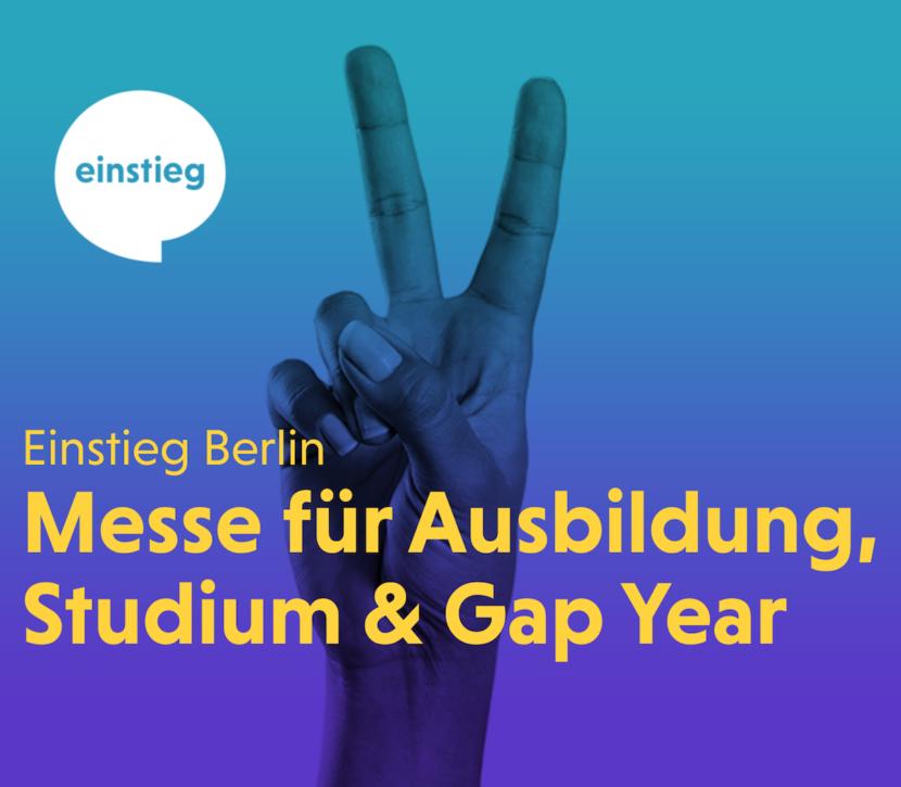 Einstieg Berlin 2019 Logo